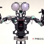 meccanoid interactive moduler talking robot