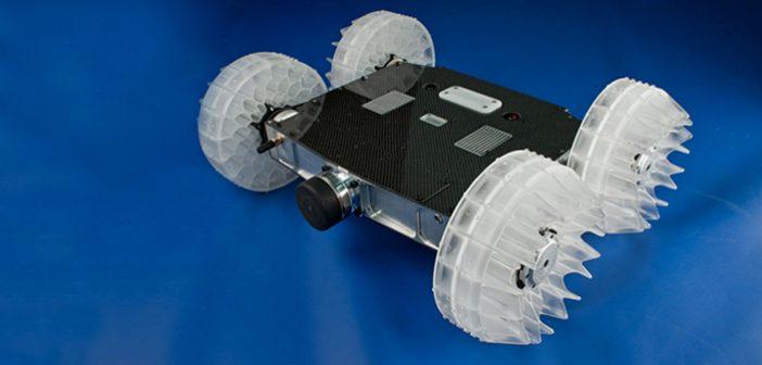 Boston Dynamics Robotics SandFlea RC car