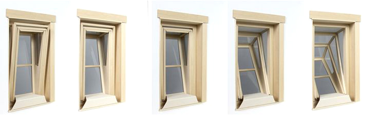 Architecture Window Design