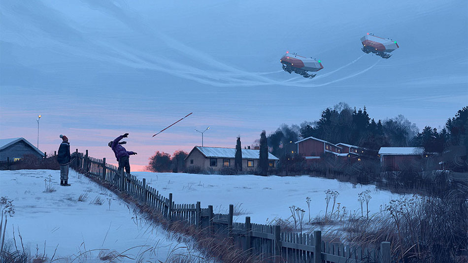 CT-Simon Stalenhag illustrations