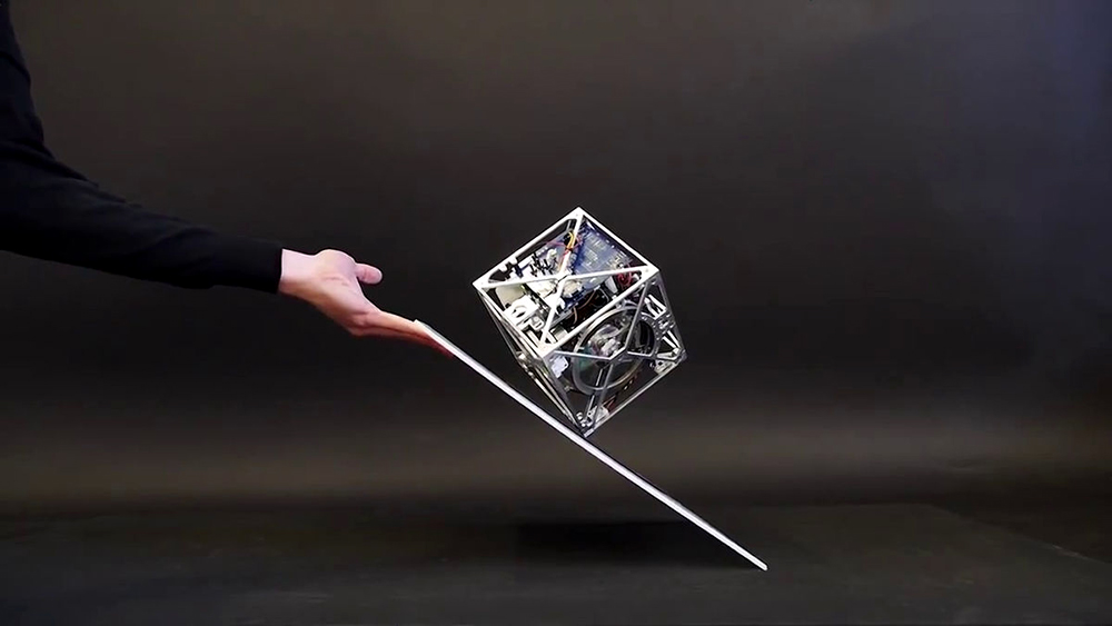 The Cubli Technology