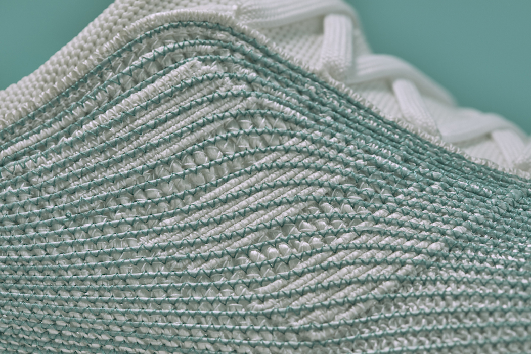 Adidas&Parley Shoe for the Oceans