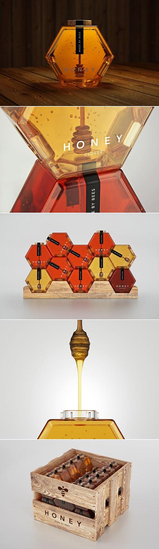 Honey Package Design