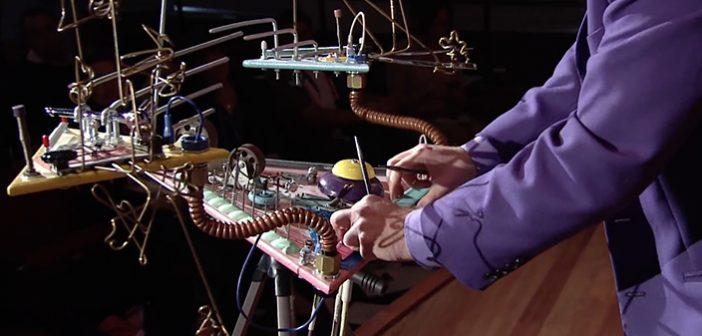 Mad Scientist of Music - Mark Applebaum - Müziğin çılgın çocuğu