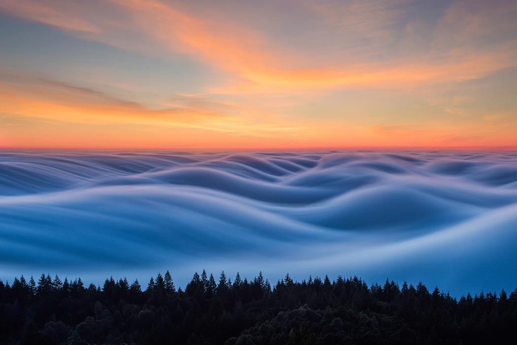 Nick Steinberg - San Fransisco - Fog - Long Exposure - Photography