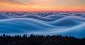 Nick Steinberg - San Fransisco - Fog - Long Exposure - Photography