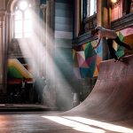 Street Art - okuda - san miguel - mural - church