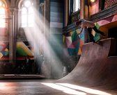 100 Yıllık Kiliseden, Sanat eseri bir Skate Park'a – OKUDA SAN MIGUEL