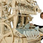 Wintergatan Marbel Machine - Martin Molin - Instrument