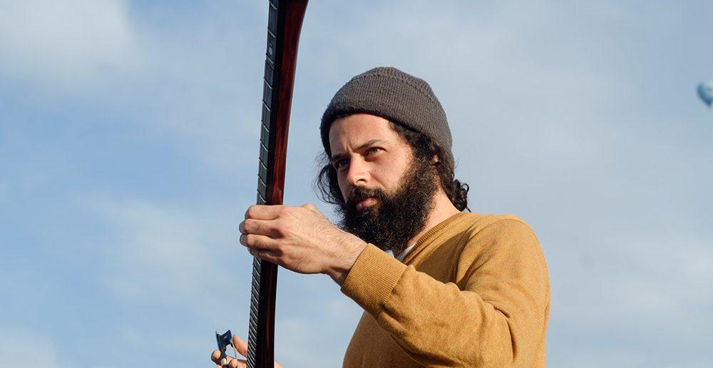 Crea.Tips - Music - Görkem Şen - Yaybahar - Weird Instrument - Enstruman