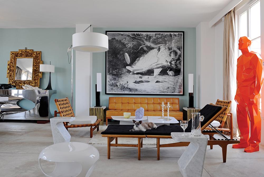 Crea.Tips - Tasarım - İç Mimarlık - Herve Van Der Straeten - interior Design - İç Mimarlık