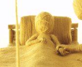 Sadece İplerden oluşan bir Stop-Motion Klip – AINSLIE HENDERSON