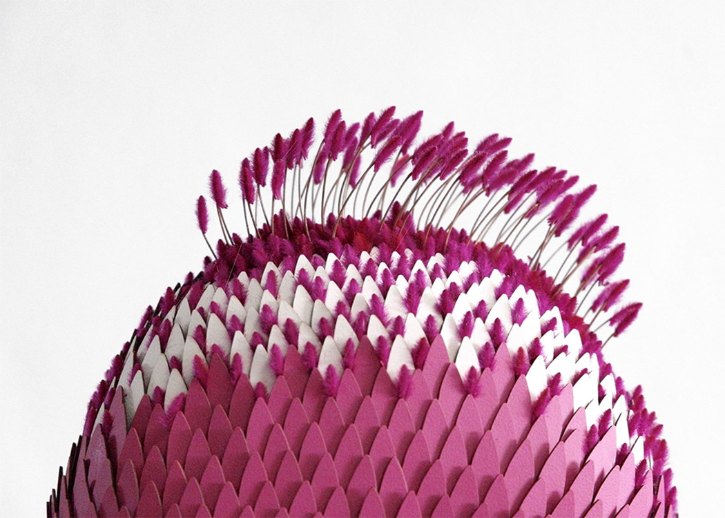 Heykel - El Sanatlari - Mixed Media - Flowers - Plants - Kağıt - Noreen Loh Hui Miun-
