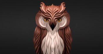 Sanat - İllüstrasyon - 3D - Digital Illustration - Maxim Shkret
