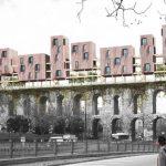 Mimarlık - Superspace - Metsa Wood - the City Above the City - Second Prize - Fatih Mimarlık Projesi