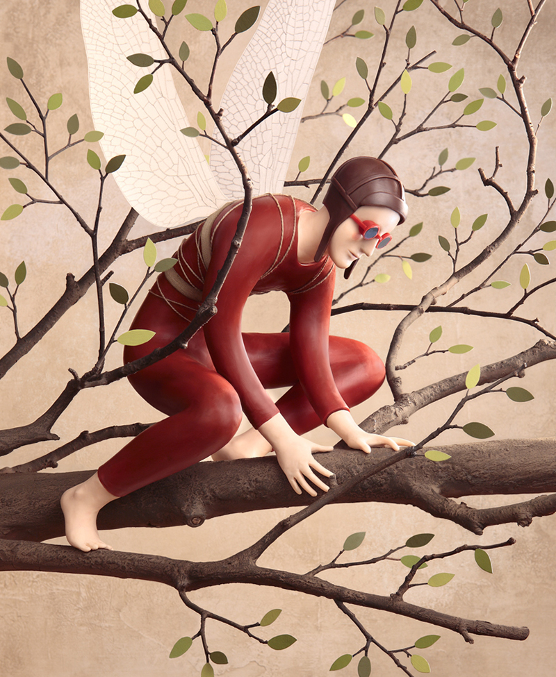 Sanat - İllüstrasyon - El Sanatlari - Seramik - Irma Gruenholz