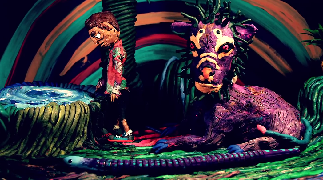 Müzik - Film - Glass Animals - Pools - Stop Motion - Animasyon