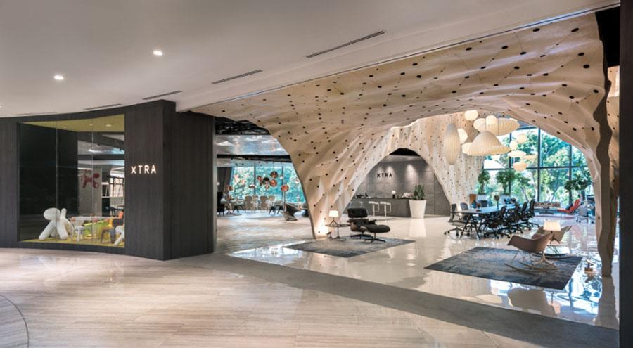 Tasarım - İç Mimarlık - Mimarlık - XTRA - Herman Miller - Fabricwood - Pan Yiecheng