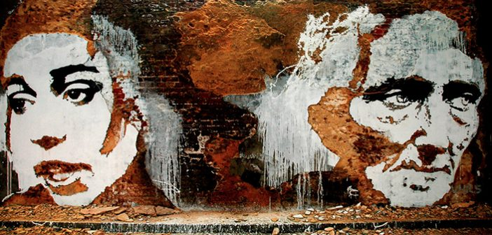 Duvarlara Kazınan Portreler – VHILS
