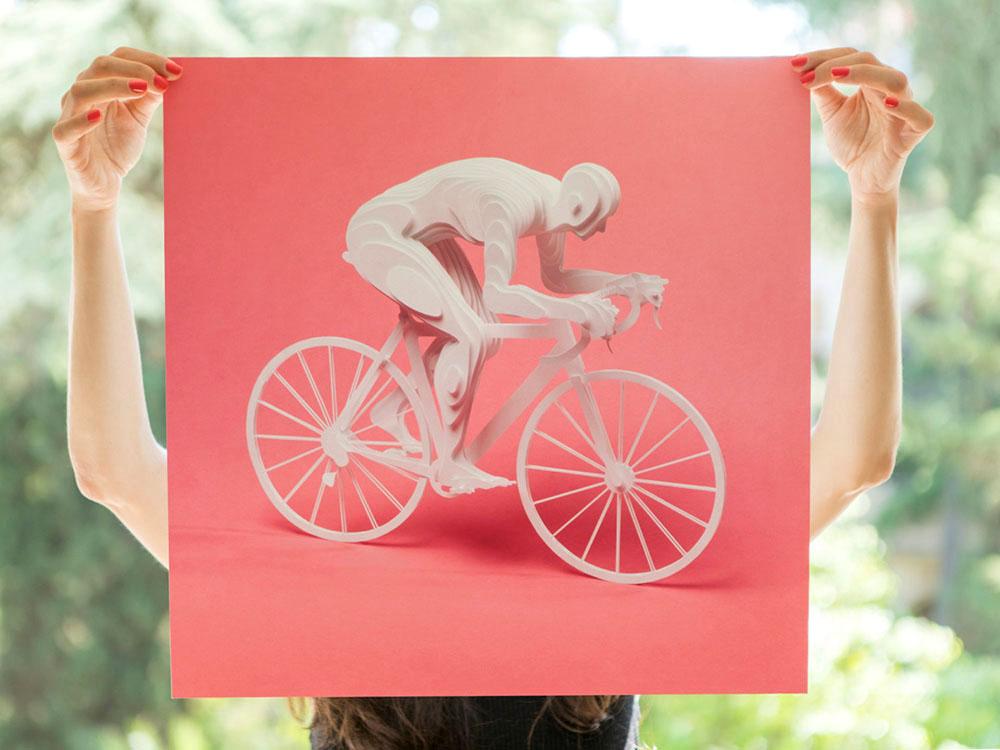 CT - Sanat - El Sanatlari - Kagit - Raya Sader Bujana - Olympic Figures - All Things Paper - Origami