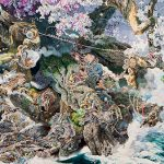 Crea.tips - Sanat - Resim - İllüstasyon - Japon - Ikeda Manabu