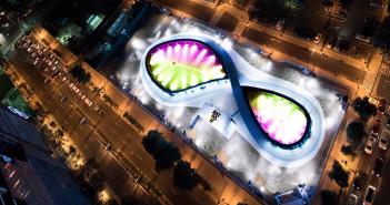 Tasarim - Kampanya - Reklam - Enstelasyon - Nike - Sınırsız Stadyum - Spor Ayakkabi