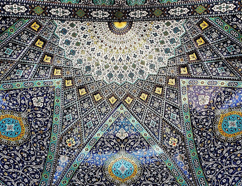 Tasarım - Mimarlık - Camii - Mehrdad Rasoulifard - Iran