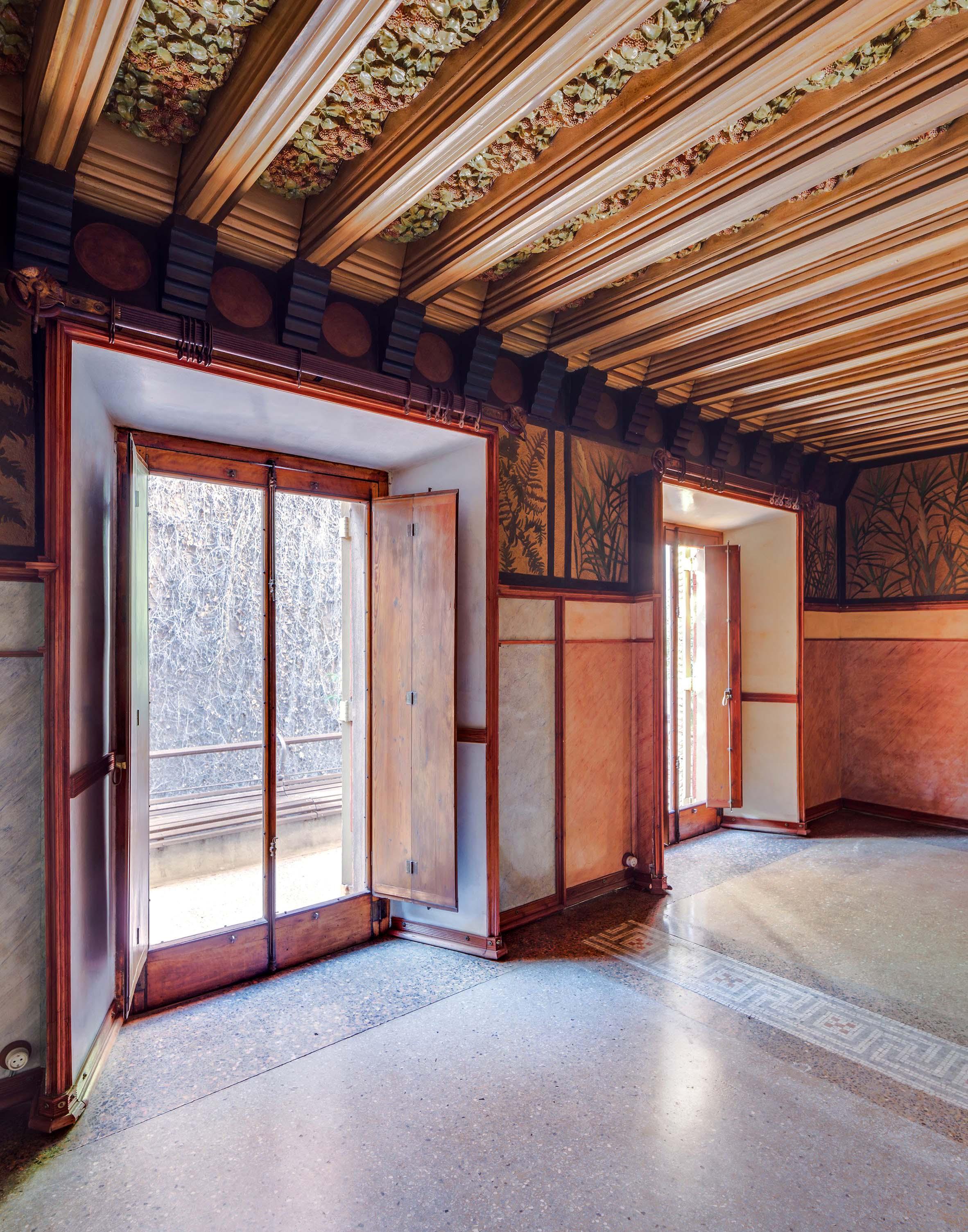 Tasarım - Mimarlık - Gaudi - Casa Vicens - BarcelonaTasarım - Mimarlık - Gaudi - Casa Vicens - Barcelona