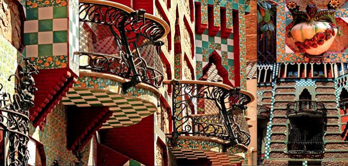 Tasarım - Mimarlık - Gaudi - Casa Vicens - Barcelona