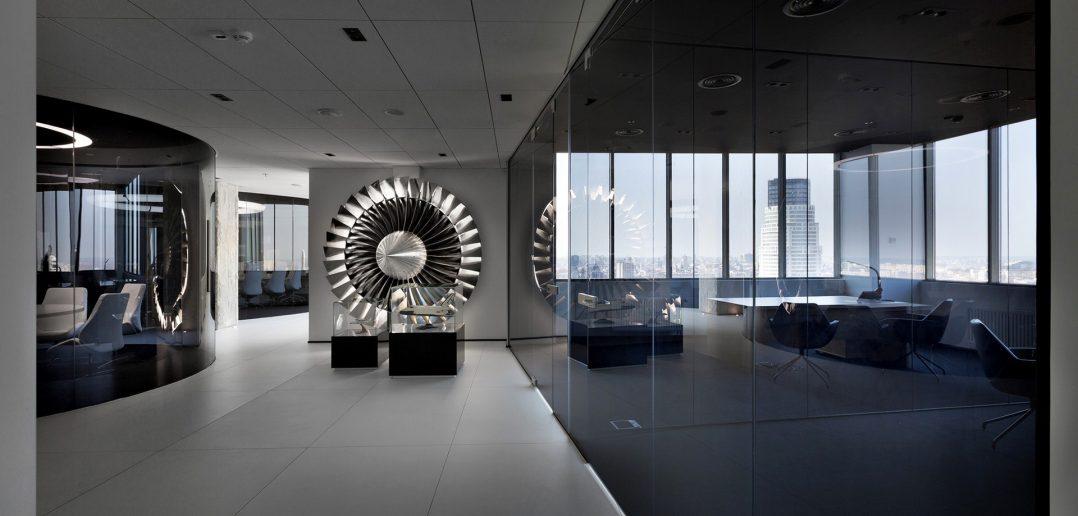 Crea.Tips - Tasarım - İç Mimarlik - SOESTHETIC GROUP - Ofis - Office Design - XINWEI