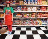 Keçeden Ürünler ile Dolu Bir Dükkan – LUCY SPARROW