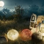 Crea.Tips - Sanat - Fotoğraf - Eric Johansson - The Full Moon Service - Photoshop - Retouch - Manipülasyon