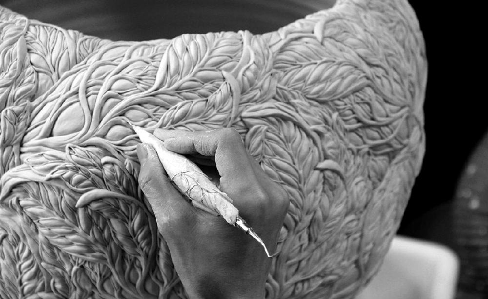 Crea.Tips - Sanat - Seramik Sanati - The New Age Of Ceramics - Kitap - HannahStouffer - Hitomi Hosono