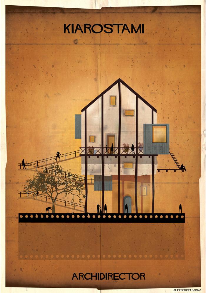 Crea.Tips-Sanat-illustrasyon-Film-yonetmen-Federico-Babina-ARCHIDIRECTOR-Abbas-Kiarostami