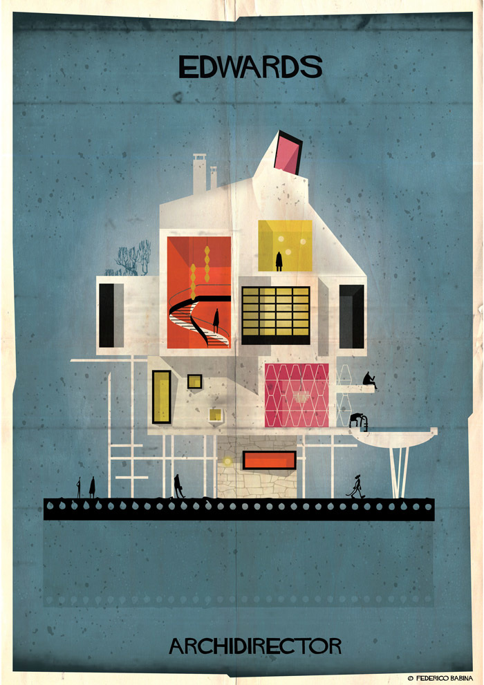 Crea.Tips-Sanat-illustrasyon-Film-yonetmen-Federico-Babina-ARCHIDIRECTOR-Blake-Edwards