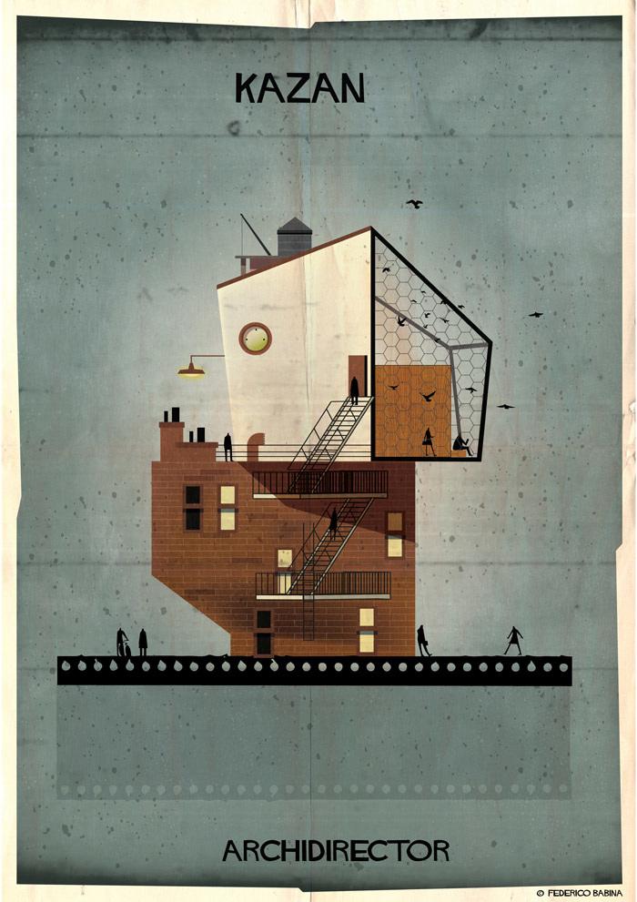 Crea.Tips-Sanat-illustrasyon-Film-yonetmen-Federico-Babina-ARCHIDIRECTOR-Elia-Kazan