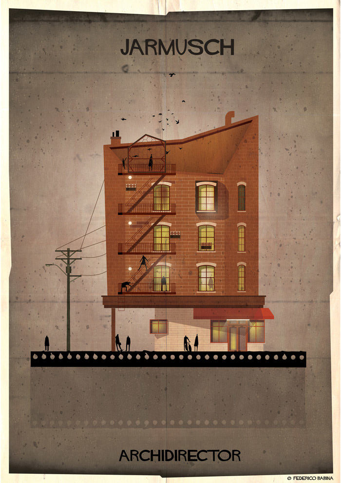Crea.Tips-Sanat-illustrasyon-Film-yonetmen-Federico-Babina-ARCHIDIRECTOR-Jim-Jarmusch