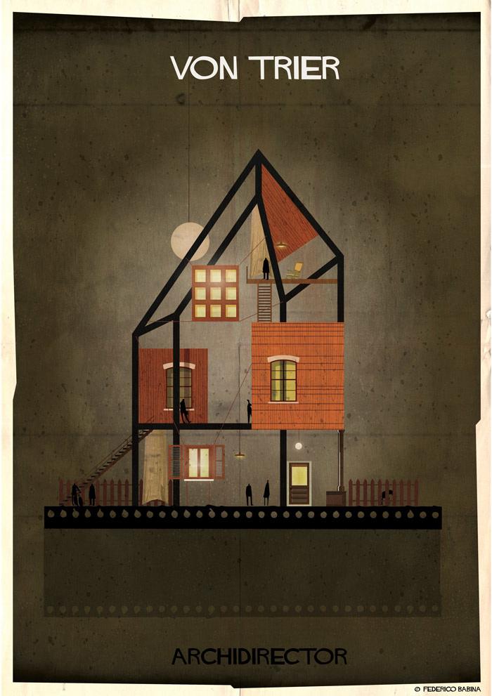 Crea.Tips-Sanat-illustrasyon-Film-yonetmen-Federico-Babina-ARCHIDIRECTOR-Lars-Von-Trier