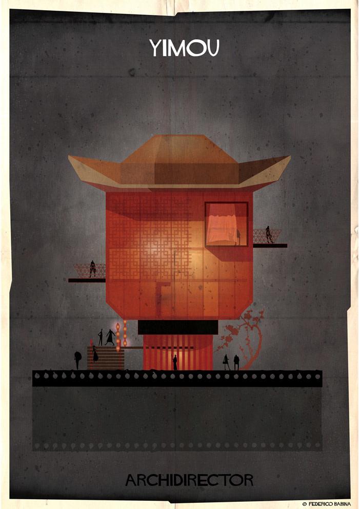 Crea.Tips-Sanat-illustrasyon-Film-yonetmen-Federico-Babina-ARCHIDIRECTOR-Zhang-Yimou