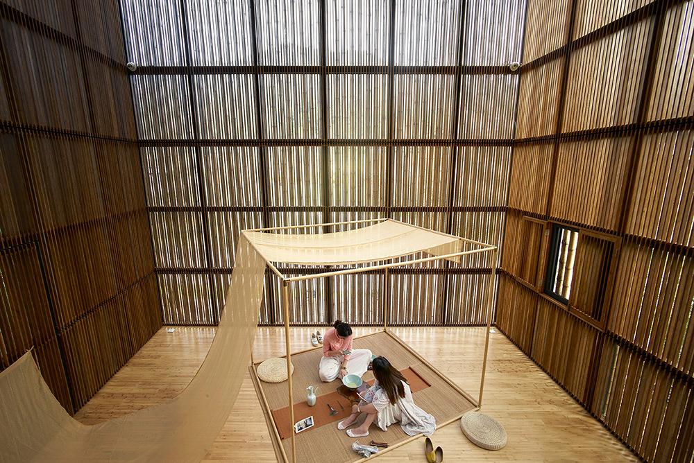 Crea.Tips - Tasarım - Mimarlık - Uluslararası Bambu Mimarlık Bienali