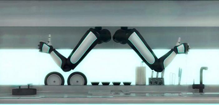 Crea.Tips - Teknoloji - Moley Robotics - Robochef - Robotsef - Mekantronik - Endüstriyel Tasarım - iç mimarlık - Mutfak Robotu