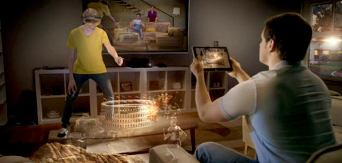 Crea.Tips - Teknoloji - ViewAR - ARKit - Arttırılmış Gerçeklik - Sanal Gerçeklik - Microsoft Hololens