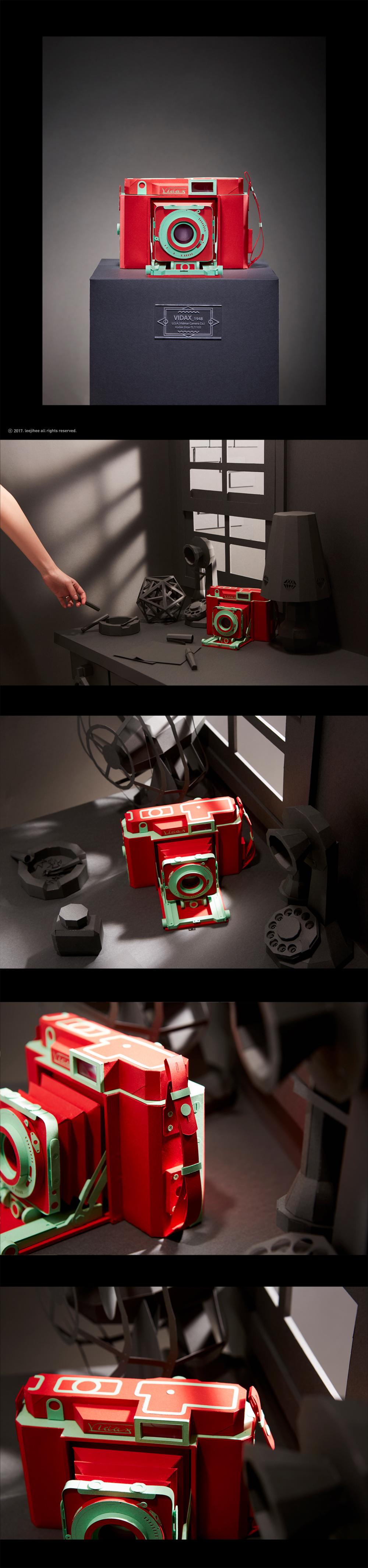 Crea.Tips - Art - Sculpture - Paper Work - Lee Ji-Hee