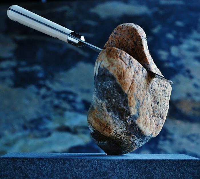 Crea.Tips - Art - Stone - Sculpture - Hirotoshi Ito