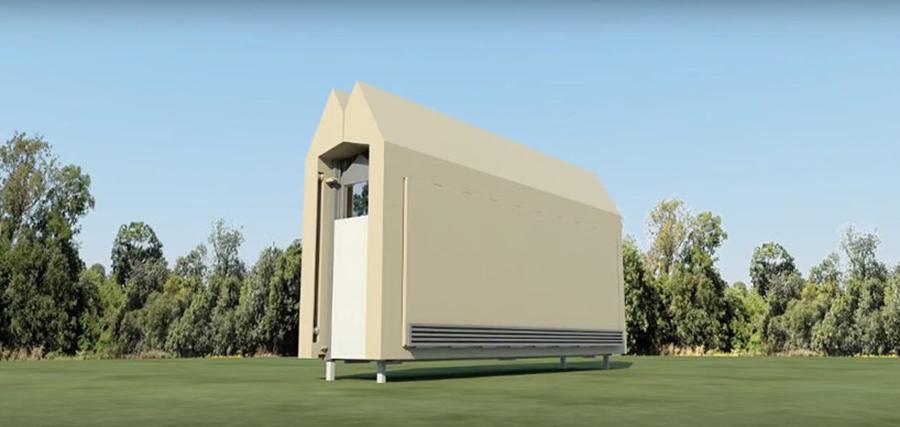 Crea.Tips - Design - Architecture - Tasarım - Mimarlık - Katlanabilen Yapılar - Ten Fold Engineering
