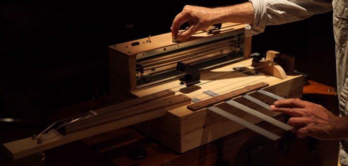 Mark Korven'in Korku Film Müziği Enstrümanı – THE APPREHENSION ENGINE