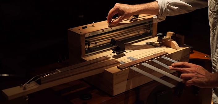 Crea.Tips - Music - Instrument - Sacry Movie Sounds - Kokru Filmi Müzikleri - Mark Korven - The Apprehension Engine