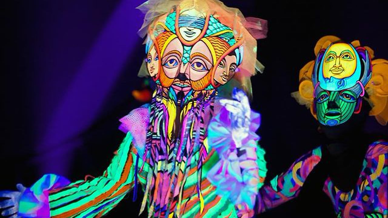 Crea.Tips - Music - Psychedelic Trance - Shpongle - Live Performance - Canlı Performans