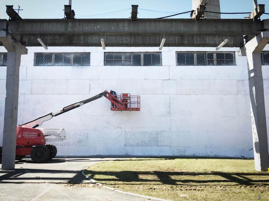 Crea.Tips - Sanat - Sokak Sanatı - Art - StreetArt - Mural - Millo