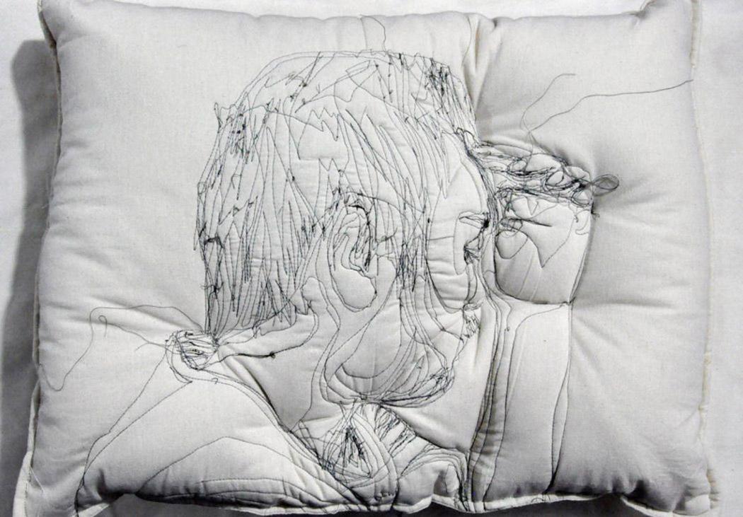 Crea.Tips - Sanat - Tekstil Sanatı - Arts - Textile Arts - Maryam Ashkanian - Sleep Series